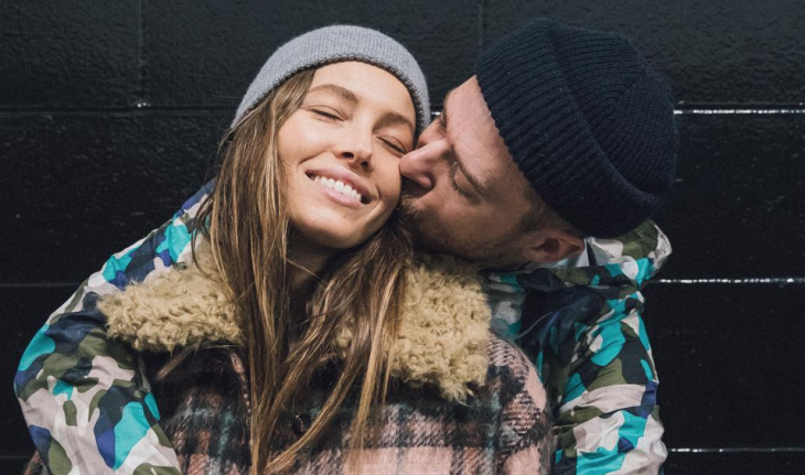 Cupid's Pulse Article: Celebrity Couple News: Justin Timberlake Posts Adorable Birthday Message for Jessica Biel