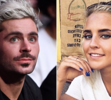 New Celebrity Couple: Zac Efron Is Dating Olympian Sarah Bro