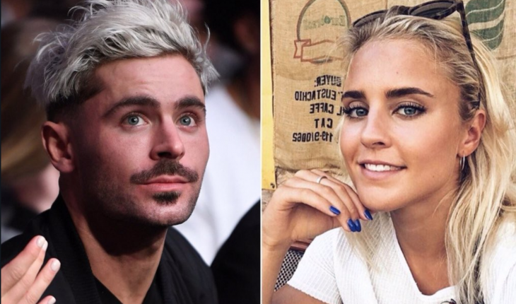 Cupid's Pulse Article: New Celebrity Couple: Zac Efron Is Dating Olympian Sarah Bro