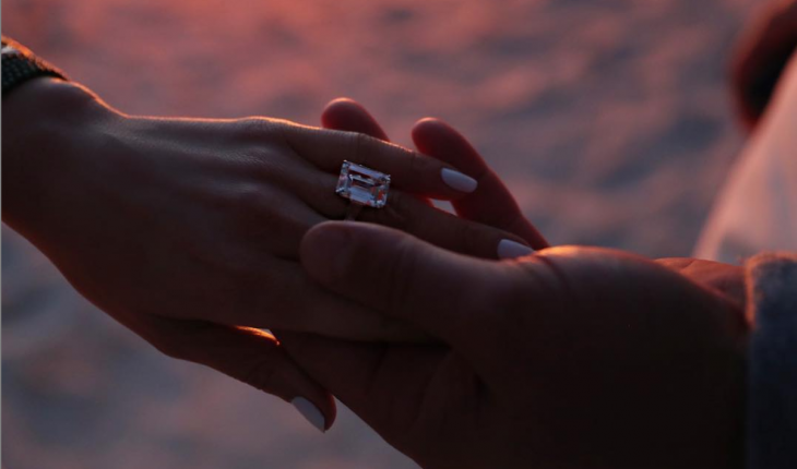 Cupid's Pulse Article: Celebrity Engagement News: J.Lo & A-Rod Are Officially Engaged!