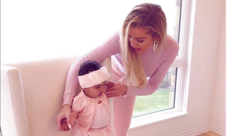Cupid's Pulse Article: Celebrity Parenting: Khloe Kardashian Is 'Extremely Upset' With Tristan Thompson For Not Being Involved with True