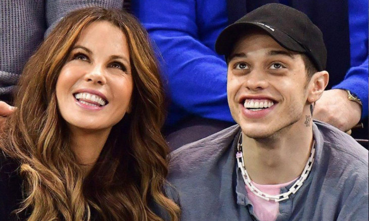 Cupid's Pulse Article: Celebrity Couple News: Kate Beckinsale & Pete Davidson Have Dinner with Her Mom & Step-Dad