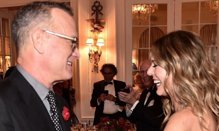 Cupid's Pulse Article: Celebrity News: Rita Wilson Opens Up About What She Told Tom Hanks After Breast Cancer Diagnosis