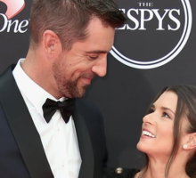 Celebrity Couple News: Aaron Rodgers Surprises Danica Patrick With Birthday Trip to Paris