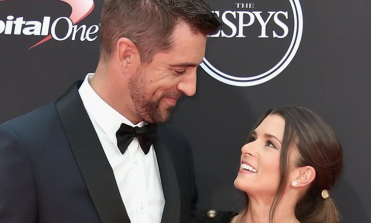 Cupid's Pulse Article: Celebrity Break-Up: Danica Patricks Posts About 'Pain' After Aaron Rodgers Split