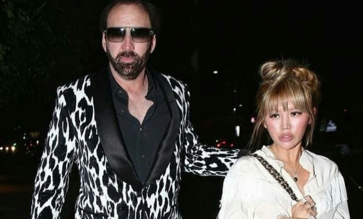 Cupid's Pulse Article: Celebrity Wedding: Nicolas Cage Files for Annulment 4 Days After Fourth Wedding
