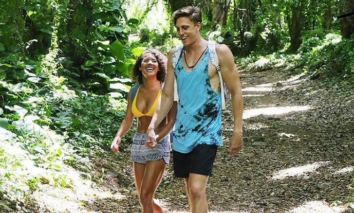 Cupid's Pulse Article: Celebrity Interview: Engaged! 'Temptation Island' Reality Star, Evan Smith Gushes Over Finding His 'Soul Mate' Morgan Lolar