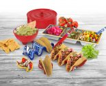 Product Review: Cinco De Mayo with Prepara Taco Accessories!