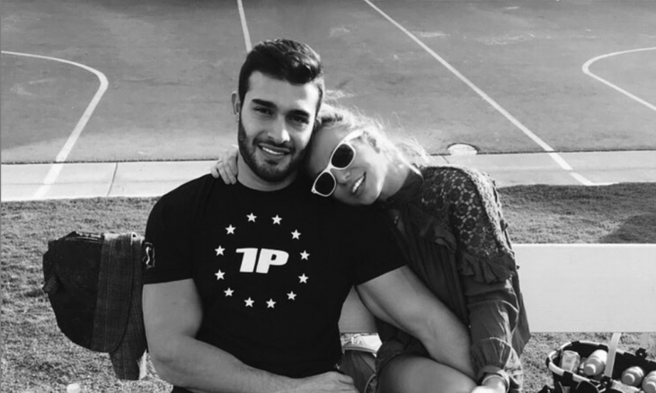 Cupid's Pulse Article: Celebrity Couple News: Britney Spears' BF Sam Asghari Reflects on Their Relationship