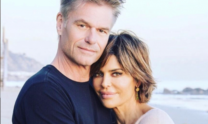 Cupid's Pulse Article: Celebrity Marriage: Why Harry Hamlin's Marriage to Lisa Rinna Works