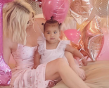 Celebrity Exes: Khloe Kardashian & Tristan Thompson Reunite at True's 1st Birthday Party