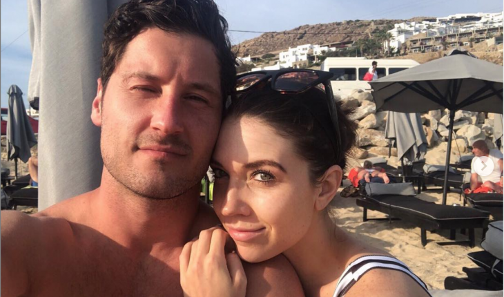 Cupid's Pulse Article: Celebrity Wedding: Celebrity Guests Party at 'DWTS' Pros Val Chmerkovskiy & Jenna Johnson's Wedding
