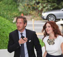 Celebrity Parents: Exes Drew Barrymore & Will Kopelman Reunite for Daughter's Graduation