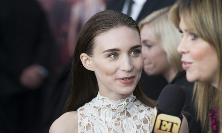 Cupid's Pulse Article: Celebrity Engagement? Rooney Mara's Sparkly Diamond Ring Sparks Joaquin Phoenix Engagement Rumors