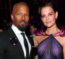 Celebrity Couple Katie Holmes & Jamie Foxx Go Public at Met Gala 2019