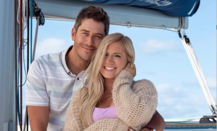 Cupid's Pulse Article: Celebrity Baby News: 'Bachelor' Stars Arie Luyendyk Jr. & Lauren Burnham Welcome a Baby Girl
