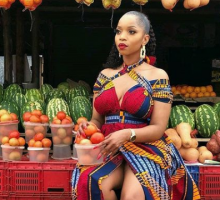 Fashion Trend: African Prints