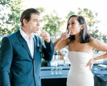 Celebrity Wedding: 'DWTS' Cheryl Burke and Matthew Lawrence Marry in San Diego