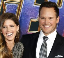 Celebrity Couple News: Katherine Schwarzenegger Calls New Husband Chris Pratt a 'Wonderful Husband' on Father's Day