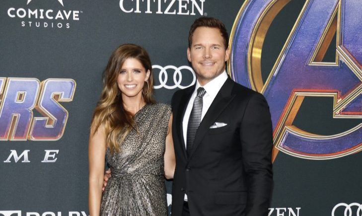 Cupid's Pulse Article: Celebrity Baby News: Katherine Schwarzenegger & Chris Pratt Welcome First Child Together