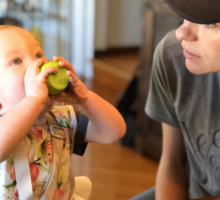 Parenting Trend: Baby Led Weaning