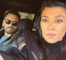 Celebrity News: Kourtney Kardashian & Scott Disick Vacation in Costa Rica Without Sofia Richie