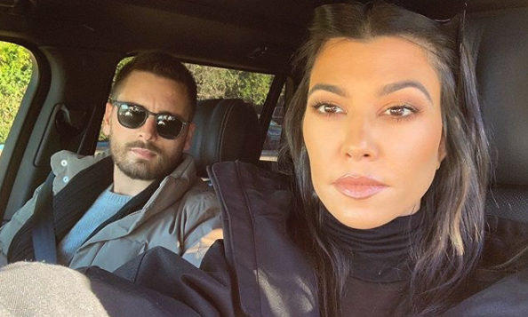 Cupid's Pulse Article: Celebrity News: Kourtney Kardashian & Scott Disick Vacation in Costa Rica Without Sofia Richie