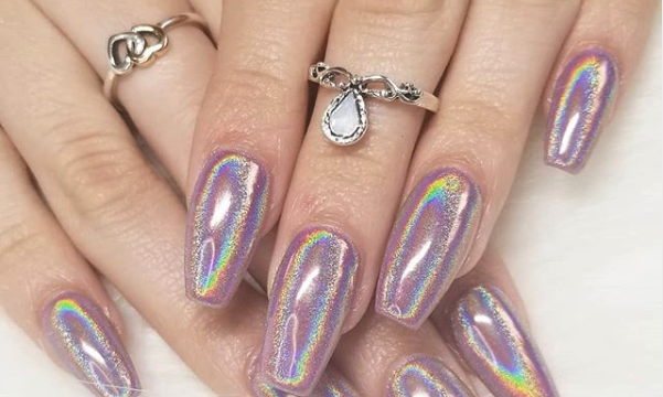 Cupid's Pulse Article: Beauty Trend: Funky, Rainbow & Pastel Nails