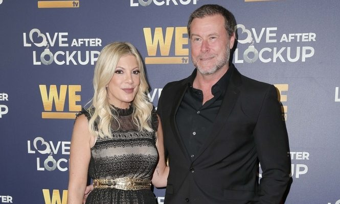 Cupid's Pulse Article: Celebrity News: Tori Spelling Says It's 'Hard to Be Monogamous' Years After Dean McDermott's Affair