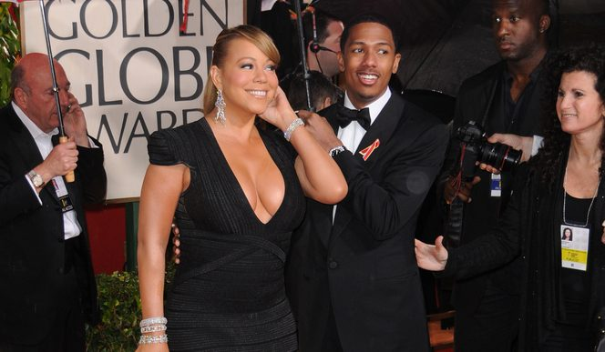 Cupid's Pulse Article: Celebrity News: Nick Cannon Reacts to Ex Mariah Carey's Take on #BottleCapChallenge