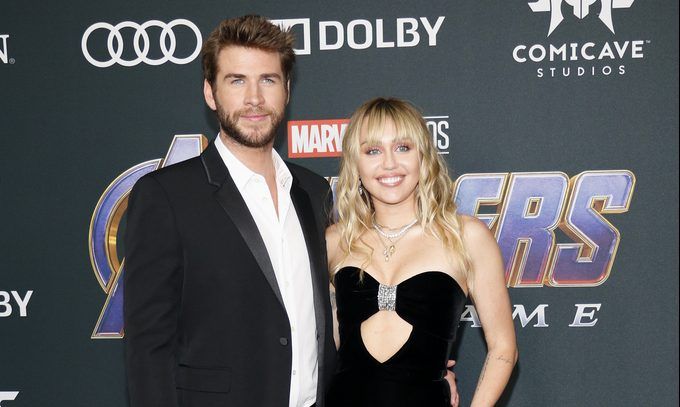 Cupid's Pulse Article: Celebrity Break-up: Miley Cyrus & Liam Hemsworth Split Less Than 8 Months After Wedding