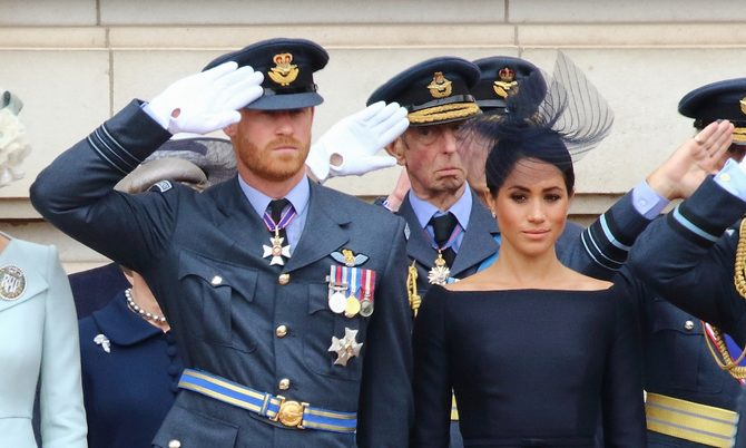 Cupid's Pulse Article: Royal Celebrity Parents: Meghan Markle & Prince Harry Are 'Enjoying Each Day' with Baby Archie