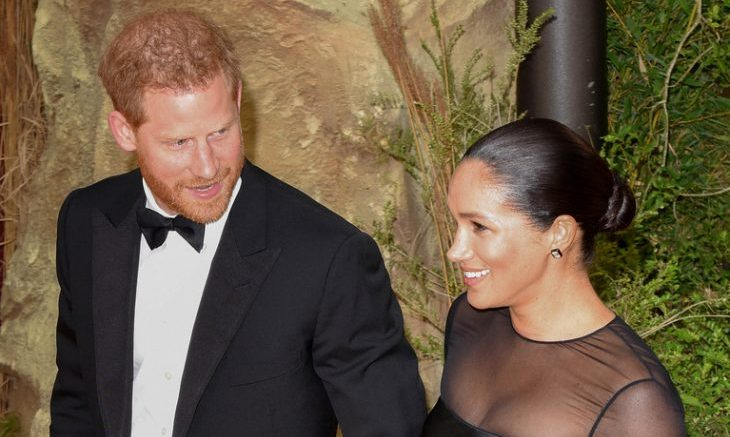 Cupid's Pulse Article: Celebrity News: Prince Harry & Duchess Meghan Are Considering Moving to Canada