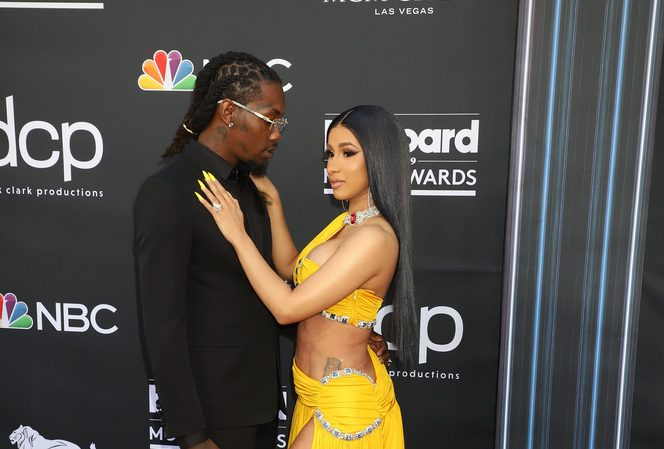 Cupid's Pulse Article: Celebrity News: Cardi B Gets New Tattoo of Husband Offset's Name