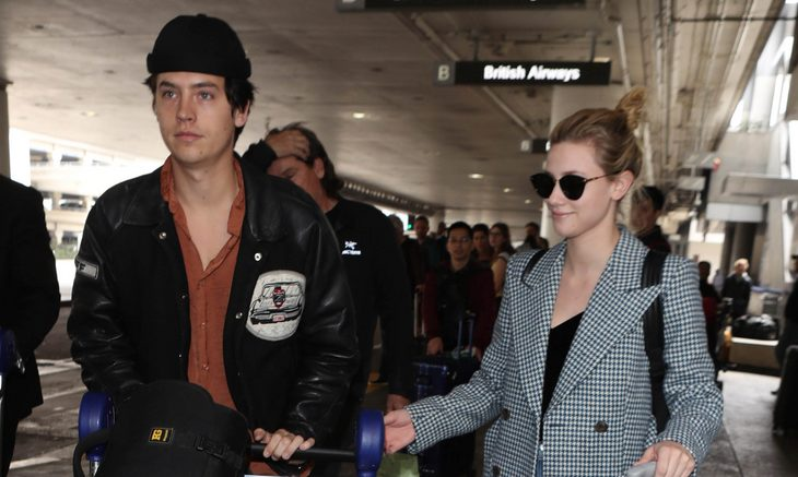 Cupid's Pulse Article: Celebrity Break-Up: 'Riverdale' Co-Stars Cole Sprouse & Lili Reinhart Split After 2 Years
