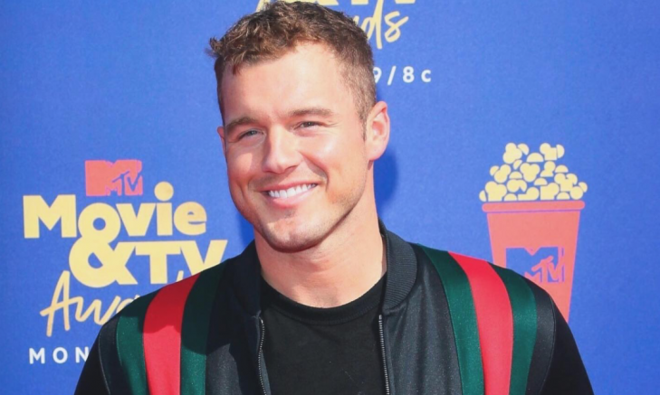 Cupid's Pulse Article: Celebrity News: 'Bachelor' Alum Colton Underwood Reacts to Hannah Brown's Sex Confession