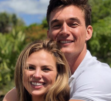 Celebrity Exes: Tyler Cameron Sets the Record Straight on Feelings for 'Bachelorette' Hannah Brown