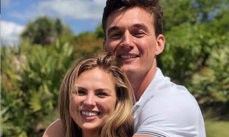 Cupid's Pulse Article: New Celebrity Couple? 'Bachelorette' Hannah Brown Gushes Over Tyler Cameron After Finale