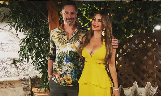 Cupid's Pulse Article: Celebrity Vacation: Make Your Anniversary Special With a Vacation Like Sofia Vergara & Joe Manganiello