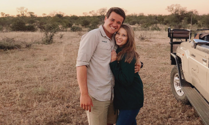 Cupid's Pulse Article: Celebrity Engagement: Bindi Irwin Is Engaged to Long-Time Boyfriend Chandler Powell