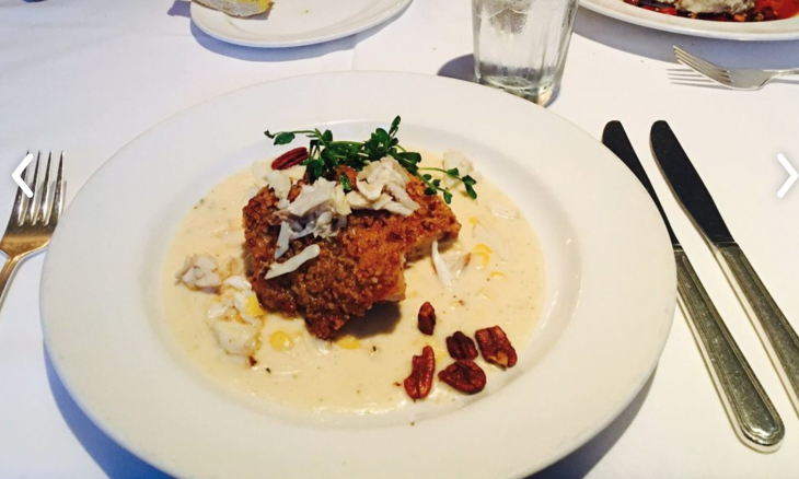 Cupid's Pulse Article: Restaurant Review: Enjoy Haute Creole Cuisine at Commander's Palace