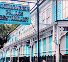 Restaurant Review: Enjoy Haute Creole Cuisine at Commander's Palace
