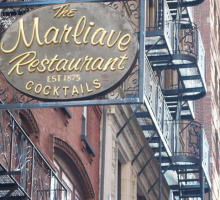 Restaurant Review: Indulge in French Cuisine at Marliave in Boston