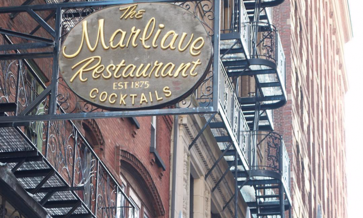 Cupid's Pulse Article: Restaurant Review: Indulge in French Cuisine at Marliave in Boston