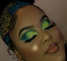 Beauty Trend: Neon Eyeshadow