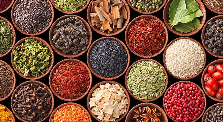 Cupid's Pulse Article: Food Trend: Global Spices Are Heating Up
