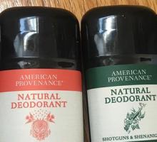 Health Trend: Natural Deodorant