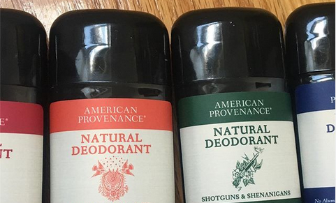Cupid's Pulse Article: Health Trend: Natural Deodorant