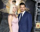 Celebrity Couple: Katy Perry & Orlando Bloom Steal Kiss at Misha Nonoo's Rehearsal Dinner