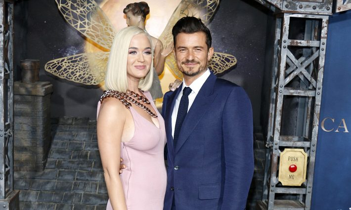 Cupid's Pulse Article: Celebrity Couple: Katy Perry & Orlando Bloom Steal Kiss at Misha Nonoo's Rehearsal Dinner